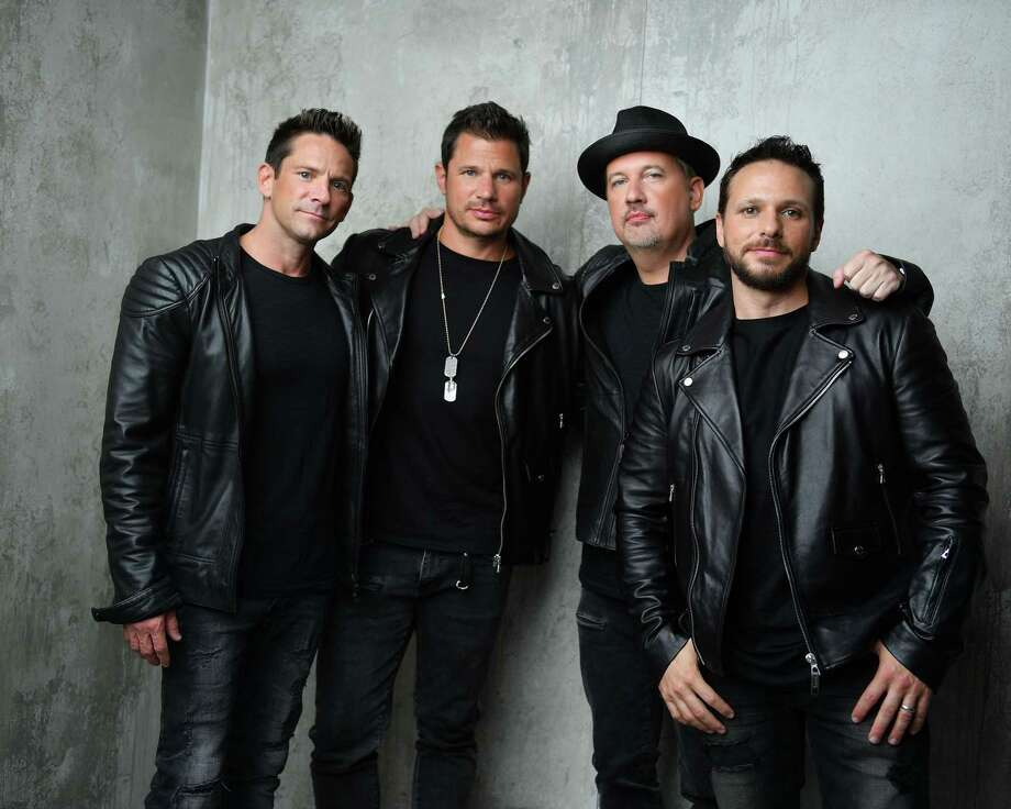 The reunited members of 98 Degrees will perform at the annual Under the Stars benefit for Greenwich Hospital. The event is set for 7 to 11:30 p.m. Friday, May 17, at the Riverside Yacht Club. It will benefit pediatric and women's health services throughout the region. Photo: Contributed /