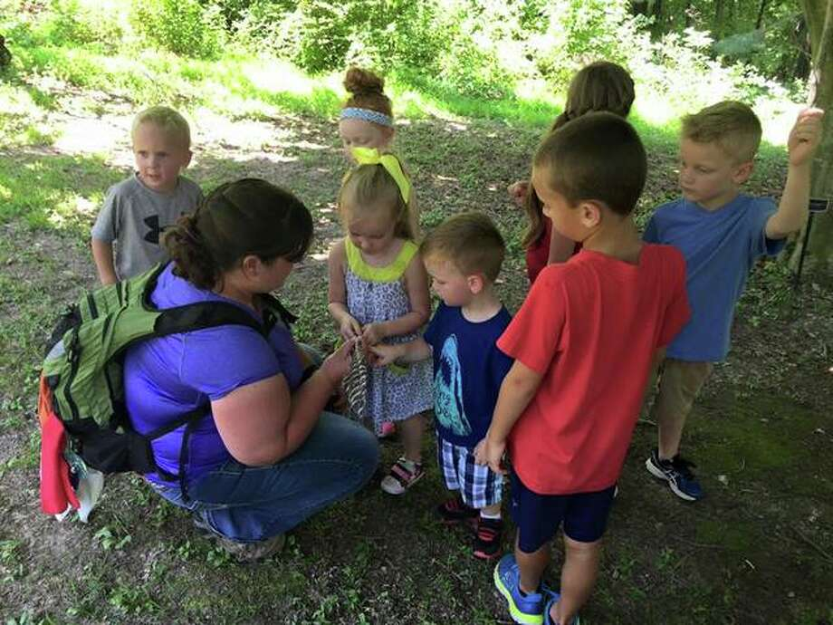Children spending time outdoors with the Nature Institute to promote a healthy lifestyle. Photo: Photo Via Sierra Club