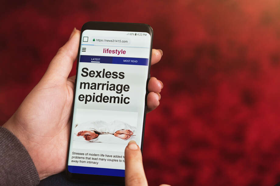 "Keep clicking or swiping through the slideshow for ""Sexless marriage"" Photo: RapidEye, Getty Images"