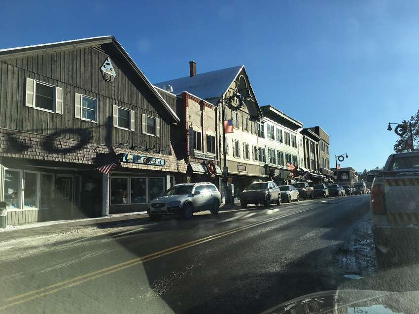 Local officials in the Adirondack tourist hub of Lake Placid are considering new rules to control the growth of Airbnb and other online home rentals services because of resident concerns over rising property values, overcrowded homes, parking shortages and unruly tenants. (Photo by Eric Anderson / Times Union archives)