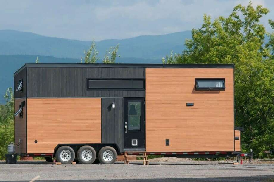 Where Can I Buy A Tiny House >> 9 Adorable Tiny Homes For Sale You Can Buy Right Now Seattlepi Com