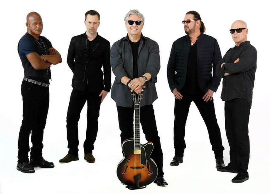 The Steve Miller Band and Marty Stuart & His Fabulous Superlatives will fly into the Liberty Bank Alton Amphitheater Friday, June 21 for a summer concert. Tickets will go on sale Friday, Feb. 22 and will be available at the Alton Visitor Center, 200 Piasa St., Alton, MetroTix outlets on at www.libertybankamphitheater.com. Photo: For The Telegraph