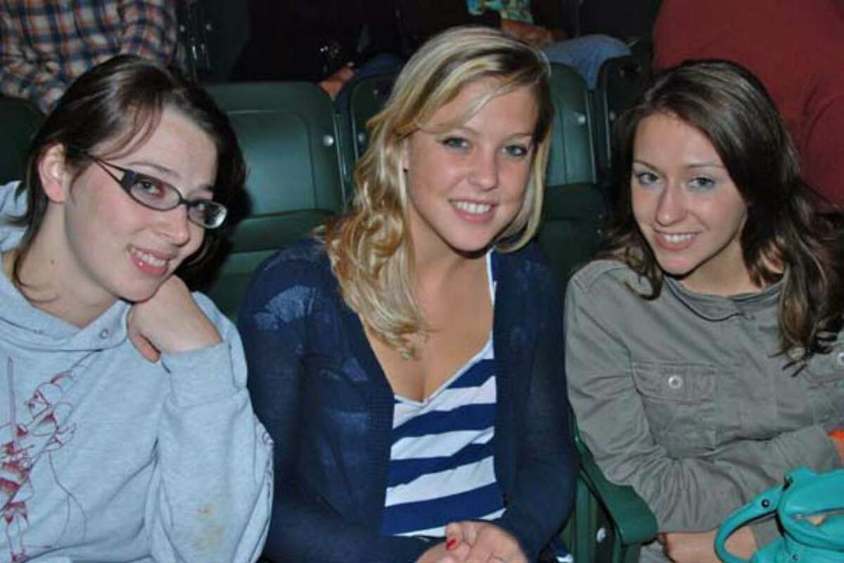 Were you seen at Kings of Leon at SPAC?