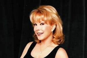 """Barbara Eden co-stars with Hal Linden in the two-character play, """"Love Letters,"""" at The Ridgefield Playhouse on March 2."""