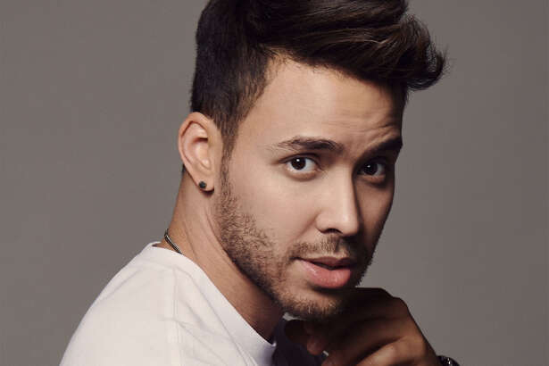 Prince Royce will perform at the San Antonio Stock Show and Rodeo on Feb. 22, 2019.