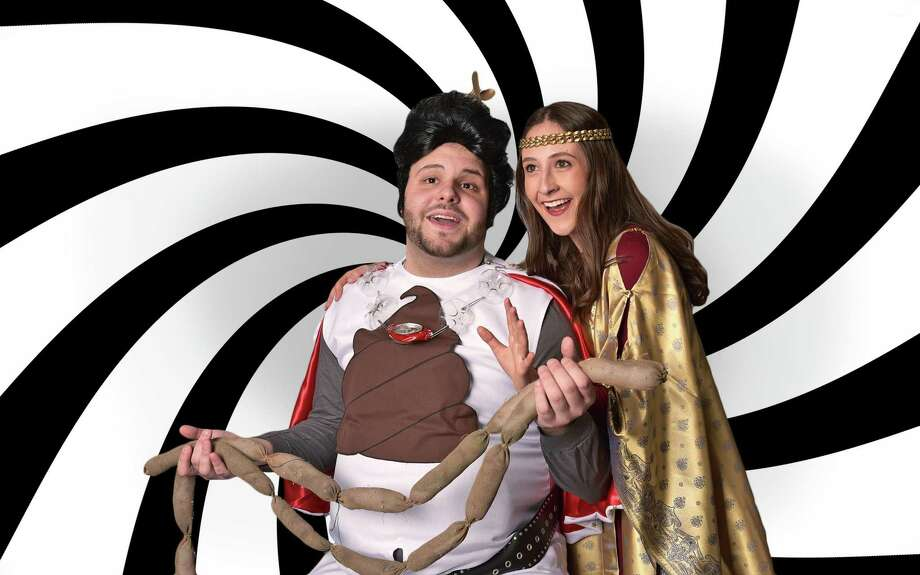 """The Western Connecticut State University Department of Theatre Arts will present """"Ubu — An Absurdist Immersive Gran Guignol Musical""""in eight performances Feb. 26-March 4. Photo: WCSU / Contributed Photo"""