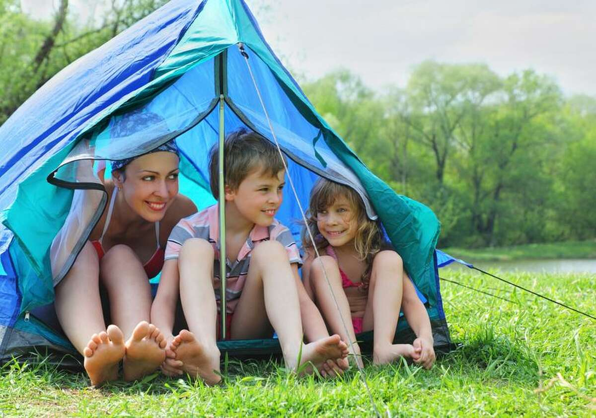 League City Parks and Recreation Department will host its first-ever family campout in April at Hometown Heroes Park.