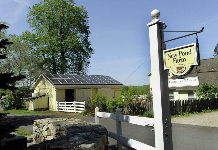 New Pond Farm, Marchant Road, Redding, Conn. Photo: Carol Kaliff / Carol Kaliff / The News-Times