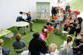 Levy Park hosts Family Storytime on Thursday.