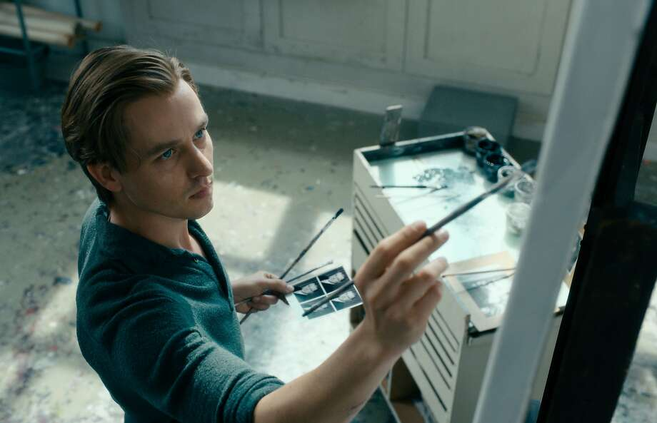 "Tom Schilling in a scene from ""Never Look Away.""  (Caleb Deschanel/Sony Pictures Classics via AP) Photo: Caleb Deschanel, Associated Press"