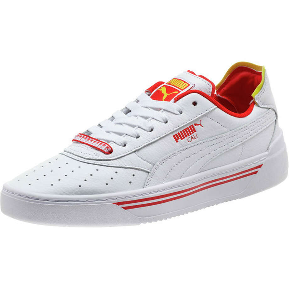 "Puma recently released ""Cali-O Drive Thru"" sneakers that appear to be inspired by In-N-Out Burger. Photo: Puma"