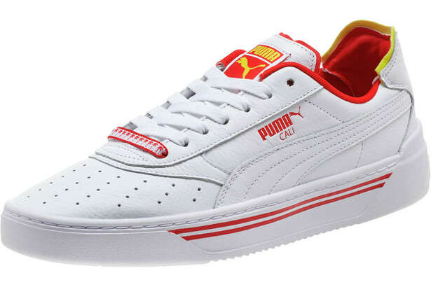 "Puma recently released ""Cali-O Drive Thru"" sneakers that appear to be inspired by In-N-Out Burger."