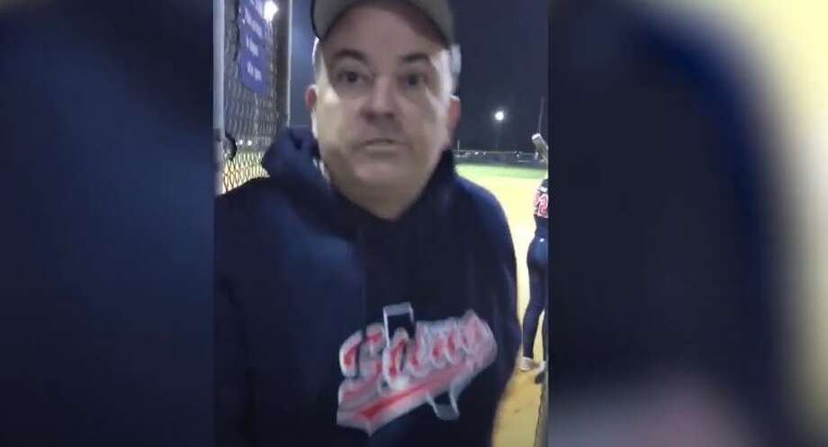 Warrant issued for Cypress softball coach seen allegedly attacking