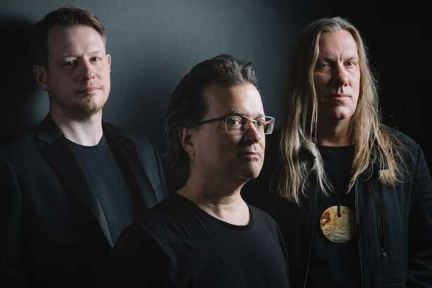 The Violent Femmes are Gordon Gano, Brian Ritchie and John Sparrow