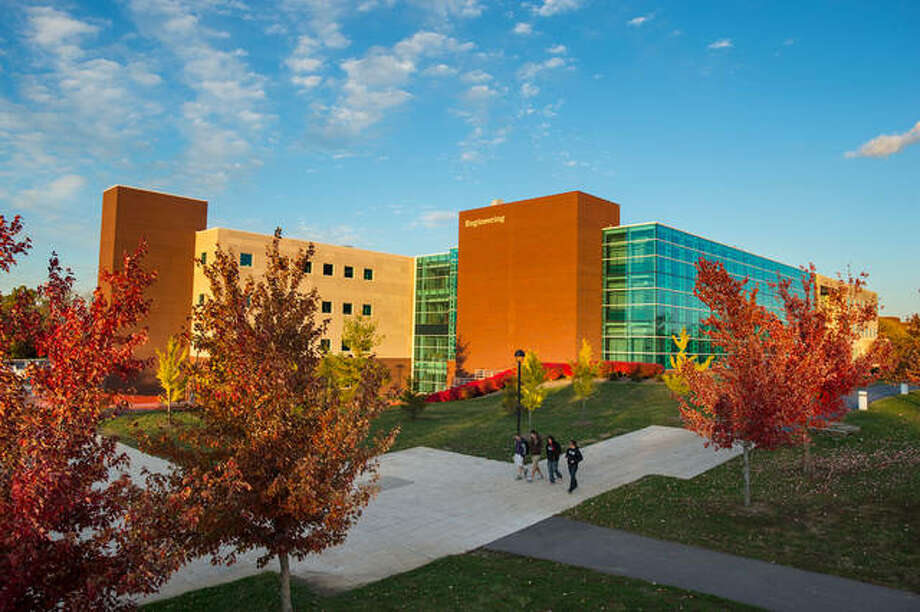 SIUE's campus. Photo: For The Telegraph