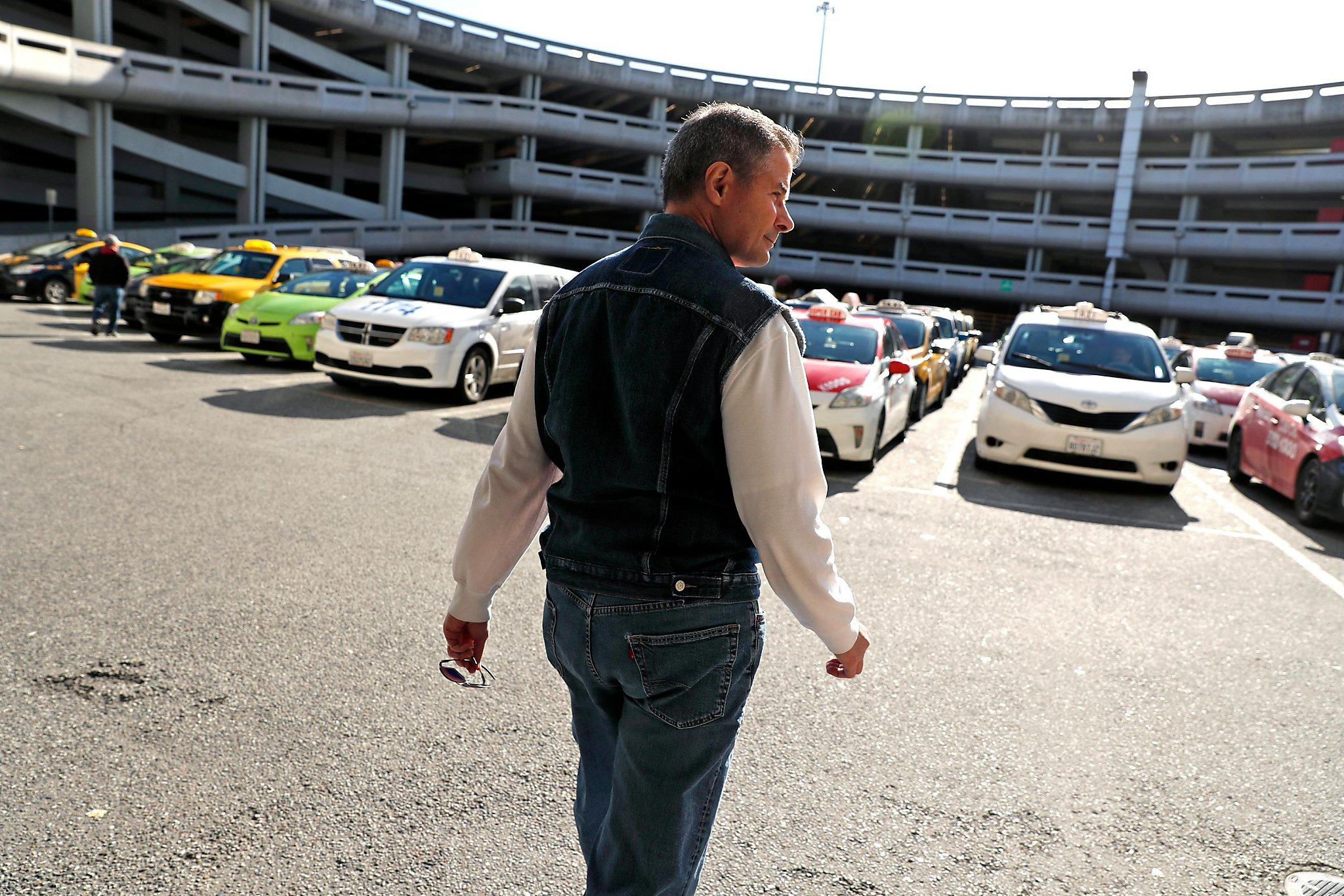 SF airport rules meant to help some cabbies another blow to