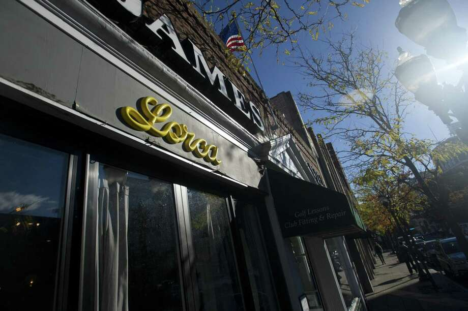 Lorca coffee shop on Bedford St. in downtown Stamford, Conn. on Thursday, Oct. 25, 2018. Stamford is competing with other cities in the region to lure millennials. Photo: Michael Cummo / Hearst Connecticut Media / Stamford Advocate