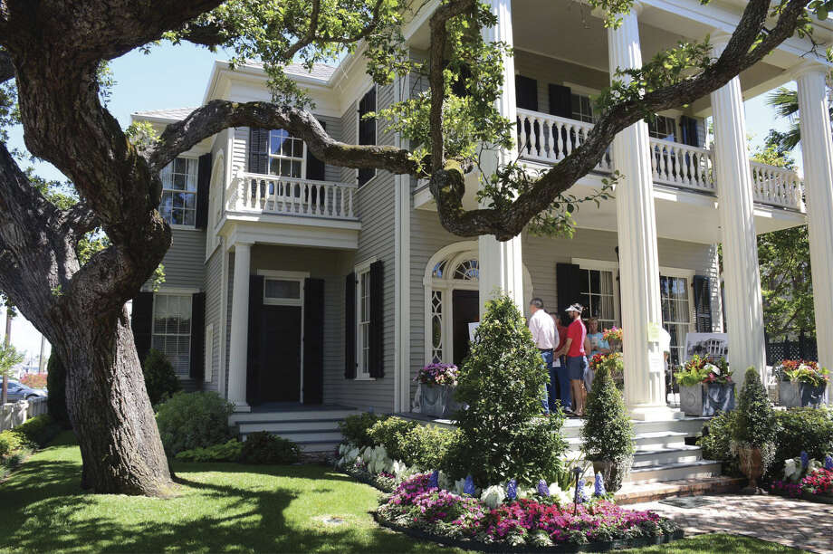 The 44th Annual Historic Homes Tour graces the streets of Galveston this May. Photo: Courtesy GHF
