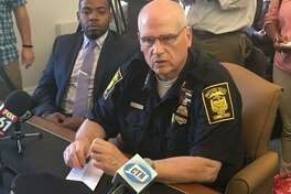 James Rovella, retired Hartford police chief, has been named head of the state Department ofEmergency Services and Public Protection, which includes the state police, emergency management, the Homeland Security unit and the state's forensic laboratory.