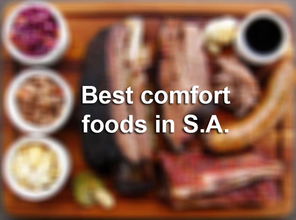 Critics' Choice 2018: Best comfort foods in San Antonio.