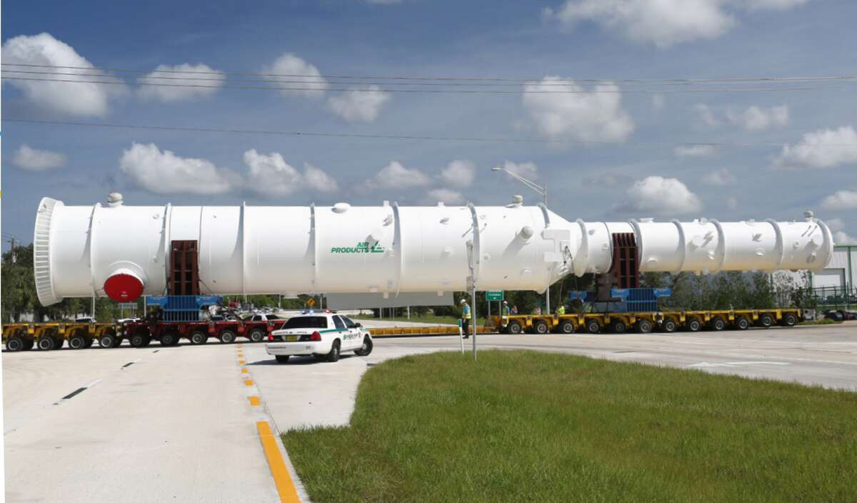 Pennsylvania gas equipment maker Air Products has landed a contract to make liquefaction and refrigeration equipment for the Golden Pass LNG export terminal in Port Arthur.