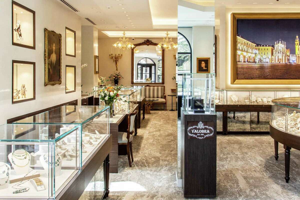 Valobra Master Jewelers has opened a flagship store at 2150 Westheimer in the River Oaks area.