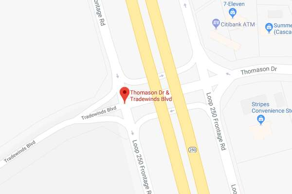 Members of the Planning and Zoning Commission Tuesday approved a request by Tradewinds and Thomason Apartments LLC for initial zoning on a 17.55-acre tract of land at the southwest intersection of Tradewinds Boulevard and Thomason Drive.