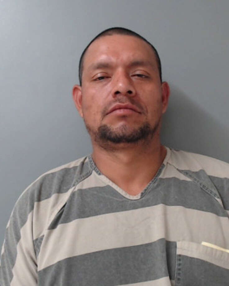 Fernando Flores-Lopez, 36, was charged with aggravated assault with a motor vehicle. Photo: Webb County Sheriff's Office