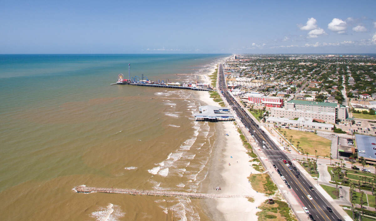 Galveston has the longest continuous sidewalk in America on its beachfront Seawall Boulevard, making room for a wide variety of free outdoor activities.