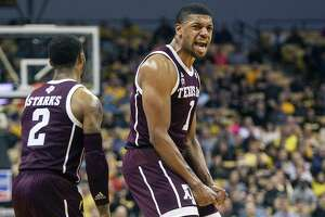 Savion Flagg has given Texas A&M an offensive spark of late, totaling 42 points in the last two games.