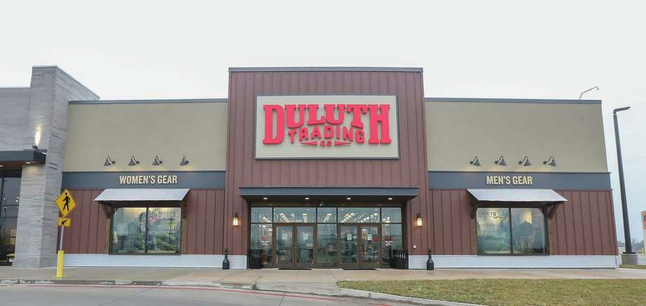 The Duluth Trading Co.'s first Houston-area store Tuesday, Feb. 19, 2019, in Friendswood. Photo: Steve Gonzales, Staff Photographer / © 2019 Houston Chronicle