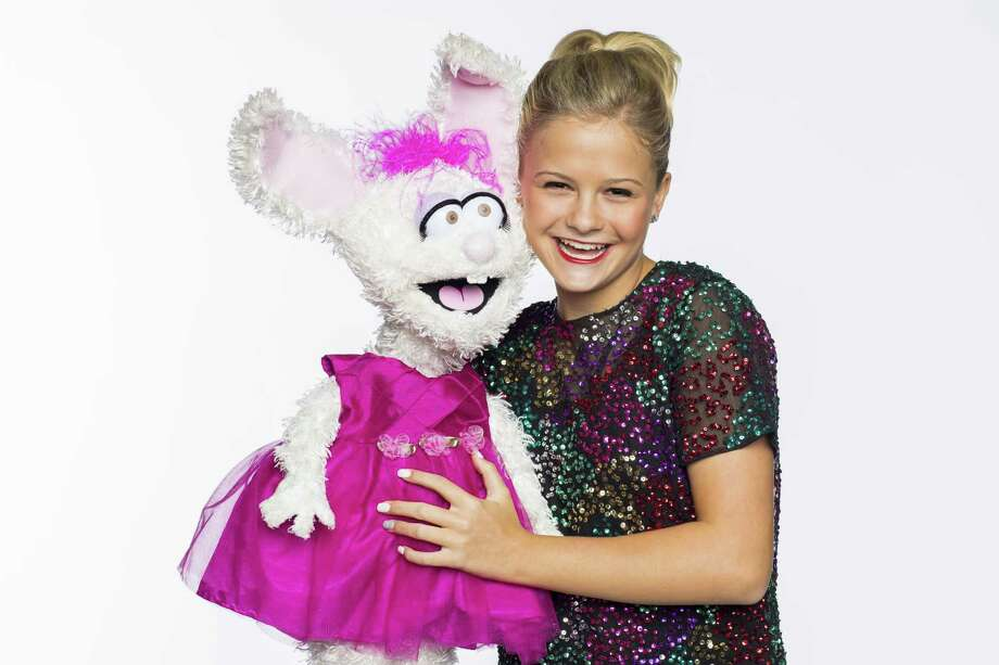 Darci Lynne Farmer will perform at The Grand Theater at Foxwoods on March 2. Photo: © Todd Rosenberg Photography 2018 / Contributed Photo / ©Todd Rosenberg Photography 2018
