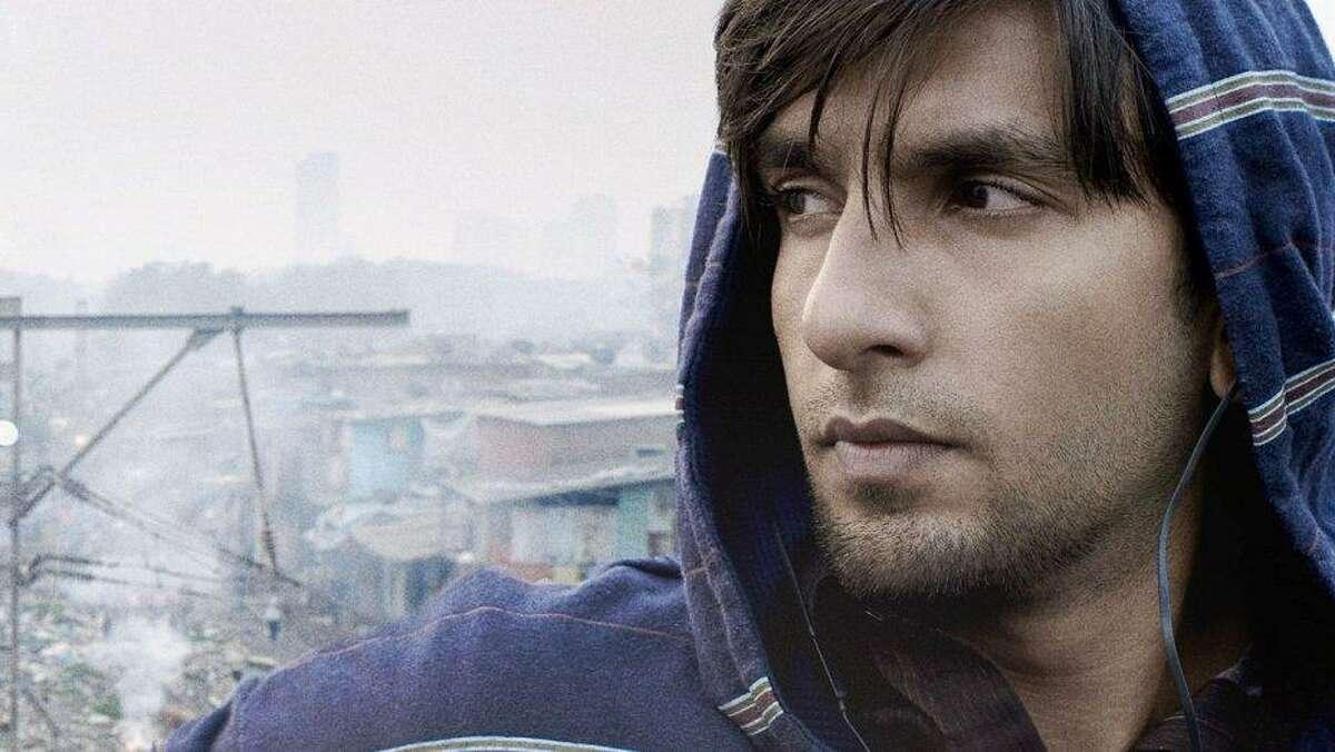 Ranveer Singh in the Indian hip-hop drama 'Gully Boy'