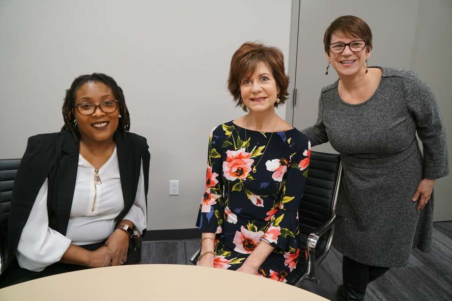 Were you seen at the 2019 Women@Work Breakfast Series, Riding the Wave of Change with Ashleigh Kinsey and Kathleen Rutishauser, on February 20, 2019 at the Hearst Media Center?  Not a member of Women@Work yet? Join today athttps://womenatworkny.com/checkout/ Photo: Sara Tracey