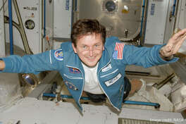 Space Adventures facilitated two trips to the International Space Station for Seattle-area billionaire Charles Simonyi, in 2007 and 2009. (NASA Photo via Space Adventures)