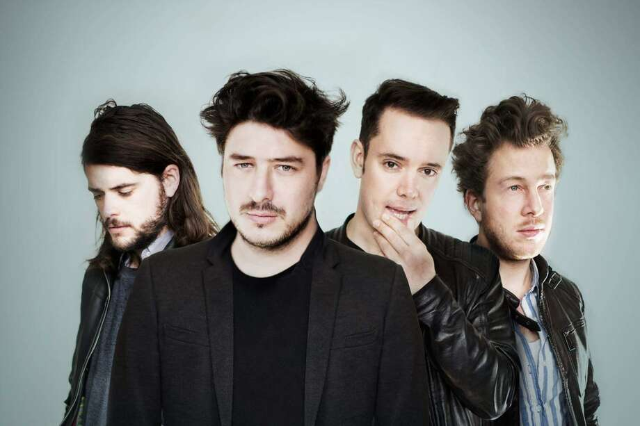 Mumford & Sons will play in Hartford on Feb. 28. Photo: Mumford & Sons Photo