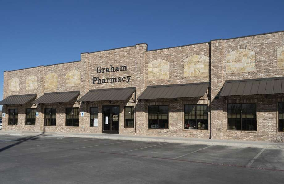 Graham Pharmacy on Briarwood Ave. will be closing the end of February.  02/20/2019 Tim Fischer/Reporter-Telegram Photo: Tim Fischer