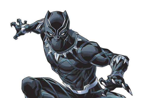 Meet Black Panther, along with Spider-Man, Iron Man and Captain America, on March 9 at The Maritime Aquarium at Norwalk. The officially licensed Marvel Comics superheroes will pose with guests for photos, so bring a camera.