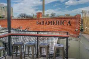 "While the 77-year-old hangout is proud of incorporating elements that were around when the first drink was poured in 1942, like the neon ""Bar America"" sign that overlooks the dance floor, the space is now up-to-date with the city's growing mural scene and rooftop patio trend."