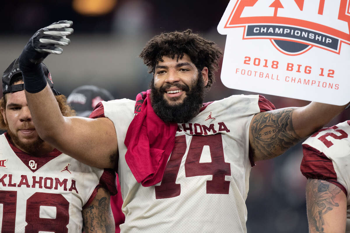 Oklahoma's Cody Ford is considered one of the top offensive tackles in this year's draft and could be available when the Texans' first pick comes at No. 23 overall.