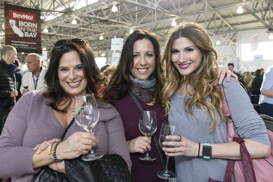 The 2019 San Francisco Chronicle Wine Competition's Public Tasting event held at the Fort Mason Center in San Francisco on Saturday, Feb. 16, 2019. Photo: Michael Short/Special To The Chronicle