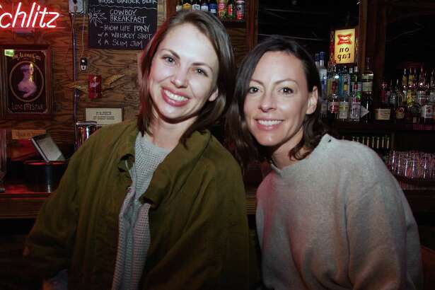 Britta Moe and Regan Blaufarb are at The Lonesome Rose.