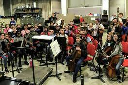 The Alton Youth Symphony.