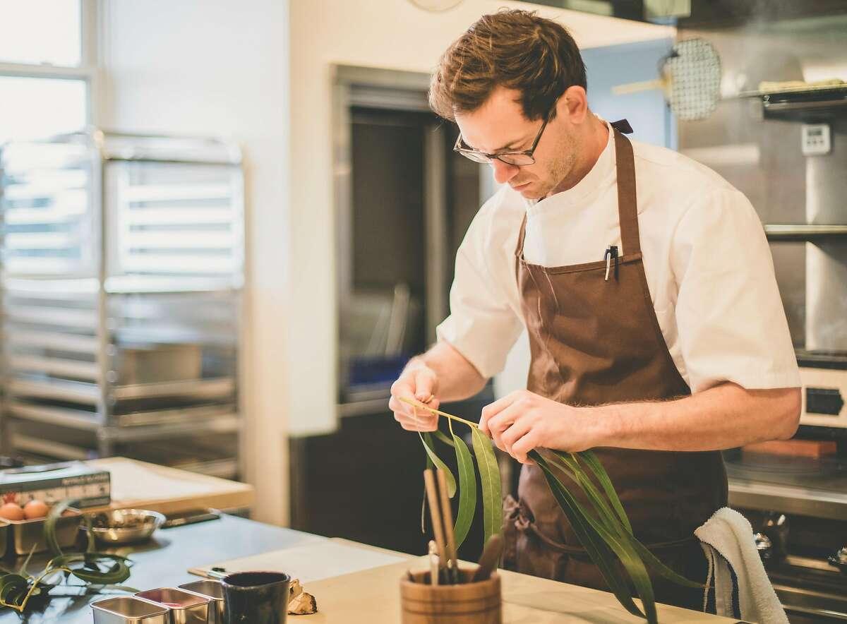 Matt Kammerer, chef of Harbor House Inn