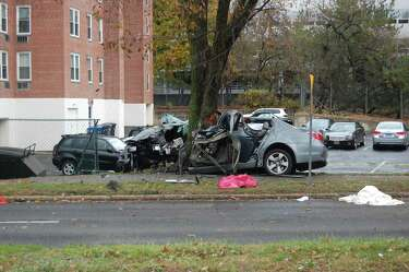 Driver who lost foot in Stamford crash stands trial for