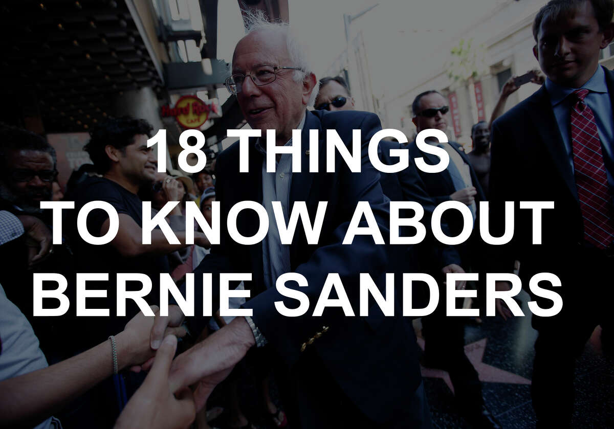 18 things to know about Bernie Sanders Vermont Sen. Bernie Sanders announced he was running for president on Feb. 19, entering an already crowded Democratic field. This is Sanders' second attempt to win the Democratic nomination after losing to Hillary Clinton in 2016. Here's what you need to know about his potential presidential run.