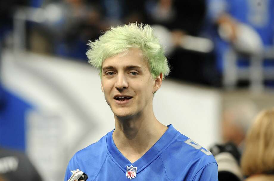 "Tyler ""Ninja' Blevins is among the streaming video game and e-sports stars that have boosted the fortunes of ""Apex Legends"" to the heights that have been commanded by ""Fortnite."" Photo: Jose Juarez / Associated Press 2018"