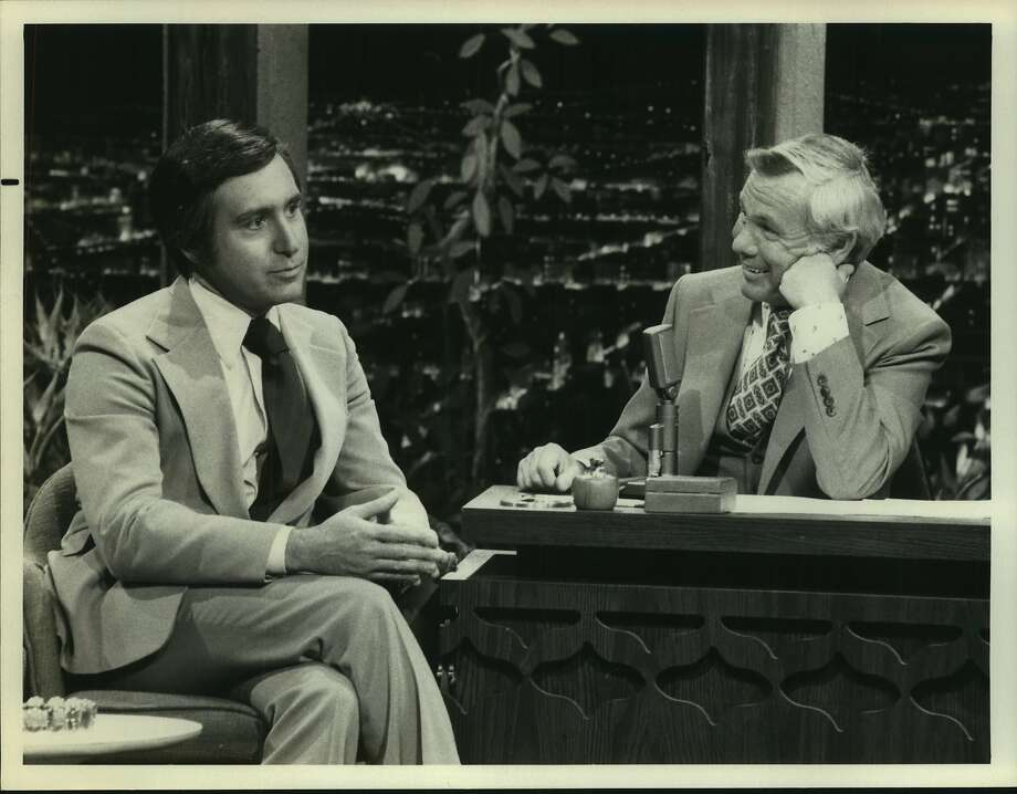David Horowitz appears on The Tonight Show Starring Johnny Carson in 1975. Photo: Getty Images