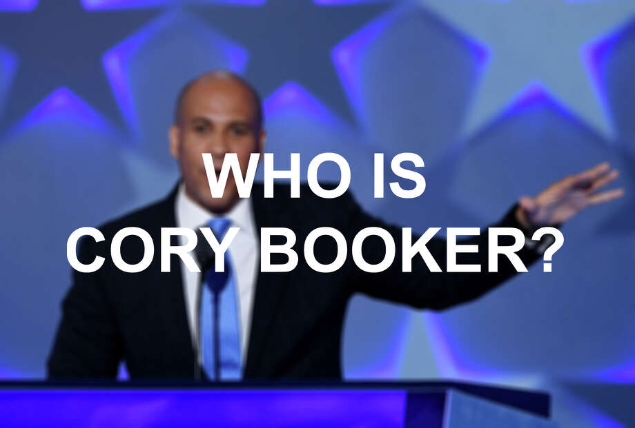 Who is Cory Booker? Photo: Olivier Douliery/TNS