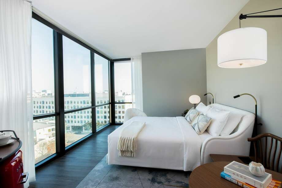 The Virgin Hotel San Francisco has 192 rooms and is located across the street from the Moscone Convention Center Photo: Virgin Hotels